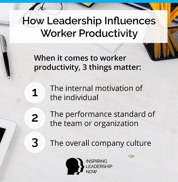 """How Leadership Affects Productivity & """"Bad Boss"""" Types To Avoid"""